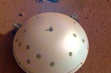 NASA洞察号首次录得火星地震 相等于地球里氏2.5级