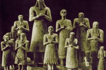苏美尔人是什么时候的人种