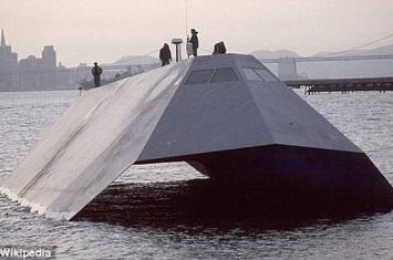 """俄罗斯计划打造""""隐形舰队"""""""