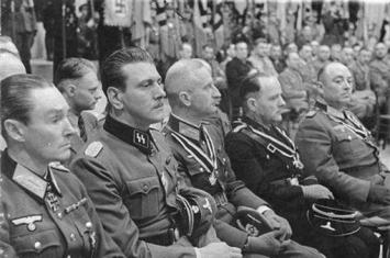 纳粹德国的刽子手奥托.斯科尔兹内为何战后会效忠摩萨德?