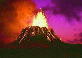 地球第一大火山,冒纳罗亚火山每3年喷发一次至少喷发70万年