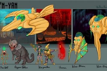 克苏鲁神话生物昆扬人是什么