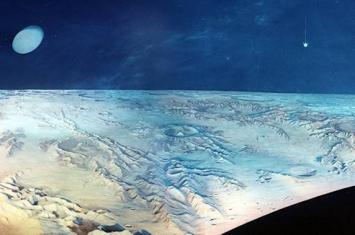 澳大利亚航天局决定把在地球上矿山开采经验运用到月球上