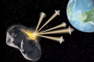 2036年毁神星或将撞击地球,人类部署十大毁神星防御计划