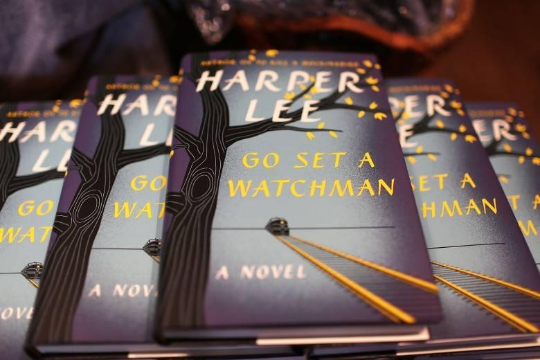 《杀死一只知更鸟》作者新书《Go Set A Watchman》大卖 破美纪录