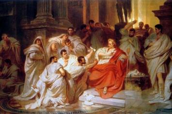 凯撒没有称帝为什么叫凯撒大帝?屋大维称帝为什么不叫大帝?