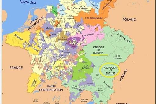 二战结束后为何要禁止德国与奥地利合并?