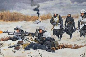 二战维京师为何拼死突围苏联控制区投降英美盟军?