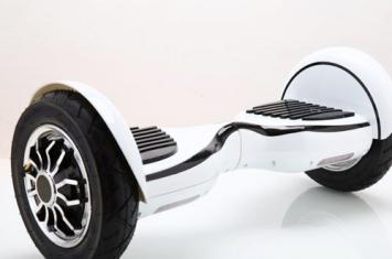 电动平衡车是什么原理