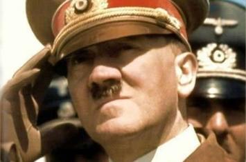 希特勒被爆曾和法国少女育有一子