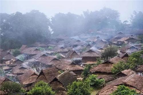 翁丁村为什么是中国最后的原始部落