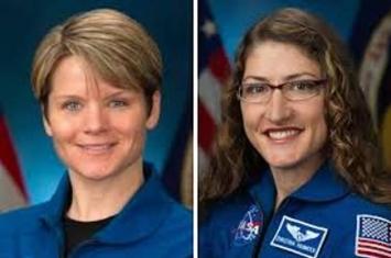 NASA国际妇女节公布将展开首次全女班宇航员太空漫步
