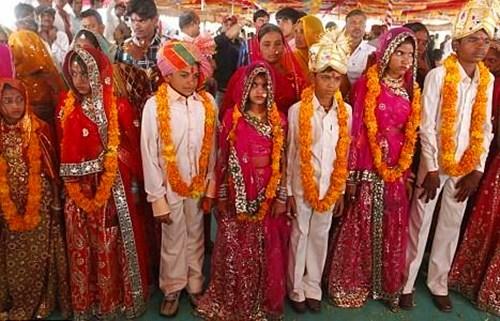 印度童婚介绍
