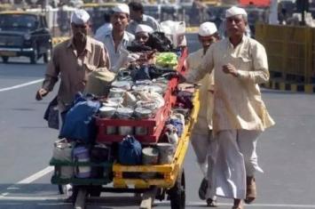 印度外卖的百年历史
