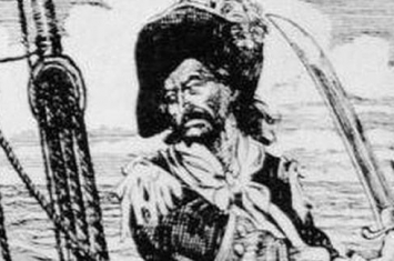 """联合国否认在非洲马达加斯加发现苏格兰著名海盗基德船长的沉船""""加里冒险号"""""""