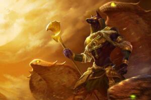 埃及死神阿努比斯,掌管地狱能让人起死回生(专吃人肉)