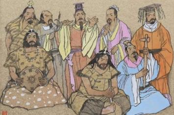 中国古代文明最早可以追溯到什么时期?比夏朝更早