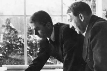 希特勒最欣赏的重臣是谁?为何被称之为纳粹德国的天才?