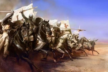 圣殿骑士团宝藏之谜