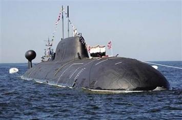 印度向俄罗斯租借核潜艇 成为第6个拥有核潜艇国家