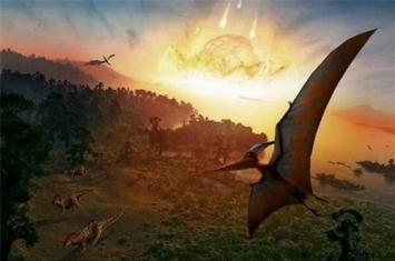 恐龙灭绝的元凶可能不是小行星