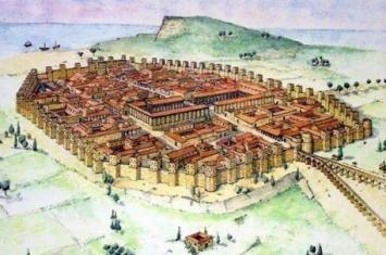 千年的罗马古城失踪之谜