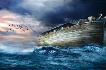 淹没在千年积雪下的诺亚方舟