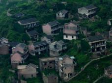 嵊山无人村灵异事件,一千多人全部搬迁成鬼村(图片)