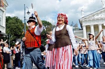 立陶宛人的民族历史和民族特色
