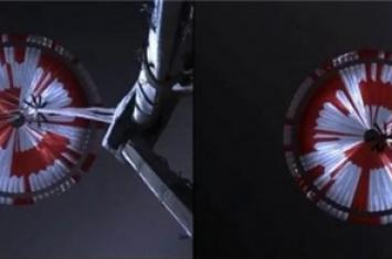 毅力号探测器登上火星后给地球发送的彩蛋