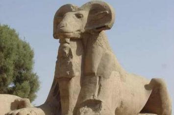 埃及出土狮身羊面 狮身羊面和狮身人面有什么区别