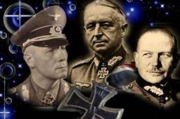 隆美尔,古德里安,曼施坦因都不是纳粹党成员,他们为何要听命于希特勒?