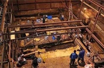 海昏侯墓中为什么有很多奇怪的空位