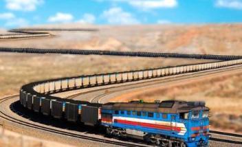 世界上最长的火车,澳大利亚矿车总长7353米
