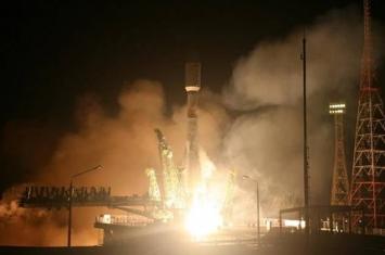 俄罗斯为埃及制造的地球遥感卫星EgyptSat-A已从拜科努尔发射场升空