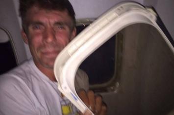 九霄惊魂:爱尔兰廉航瑞安航空客机降落时内窗掉落