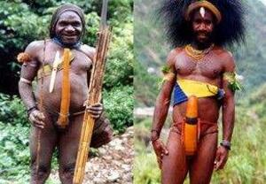 揭秘非洲象人族图片,男子阴茎犹如象鼻(长达56厘米)
