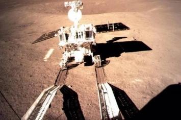 """""""玉兔二号""""月球车""""午休""""模式结束 继续展开对月球背面的巡视探测"""