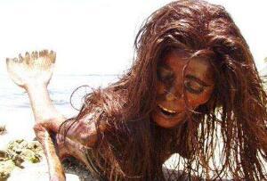 渔民捕获一条真僵尸,尸体干瘪形似美人鱼(真实存在)