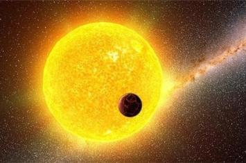 神秘天体为什么会绕太阳运行
