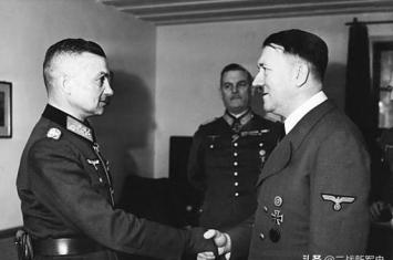 莫德尔将军为何敢对希特勒发飙?莫德尔将军有何能耐?