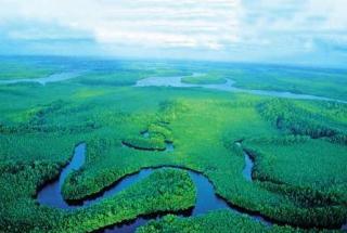 世界上最深的河,刚果河平均深达200多米(深不见底)