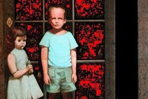 禁画真的能吓死人吗,世界第一禁画迪奥的世界吓死数千人