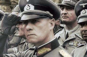 隆美尔为何没有被列为纳粹德国战犯?
