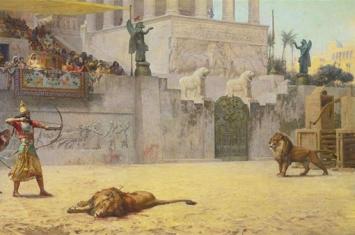 揭秘亚述帝国灭亡的原因,世界首个军事帝国的灭亡