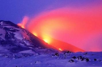 海克拉火山的特点