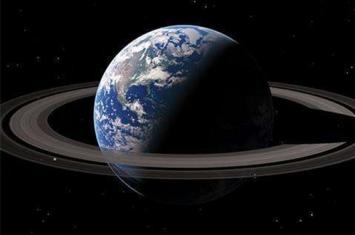 地球光环之谜