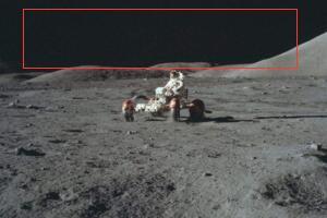 杨利伟说看不到星星是谣言,月球上看不到星星是曝光不够