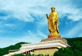 世界上最高的佛像,中原大佛高为108米/堪比40层摩天大楼