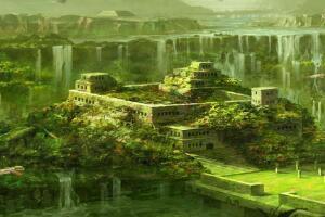 盘点地球六大超级史前文明,根达亚文明后裔竟是二郎神
